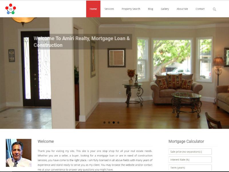 Amiri Realty & Mortgage